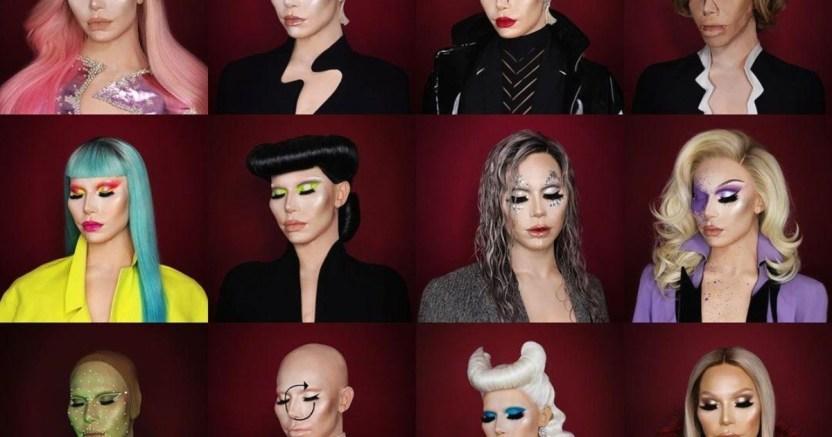 meiko x2x crop1595693248157.jpg 673822677 - Artista se convierte prácticamente en cualquier celebridad, sólo con maquillaje