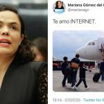 mgdelcampo - Mariana Gómez del Campo exhibe su clasismo con un tuit, las redes la atienden, y después lo borra
