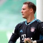 neuer - VIDEO: Manuel Neuer, portero de Alemania y el Bayern Múnich, es captado coreando canción fascista