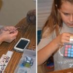 nina 12 anos crea - Niña de 12 años crea una alarma que detecta altas temperaturas en sillas de bebés. Evitará muertes
