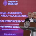 """sanchez cordero 1 - Sánchez Cordero: """"Inadmisible que mujeres enfrenten proceso penal por abortar"""""""
