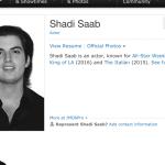 screen shot 2017 09 13 at 4.59.48 PM 960x640 1 - Hijo de Alex Saab y ex diplomático chavista se infiltraron en Hollywood (CAPTURAS)