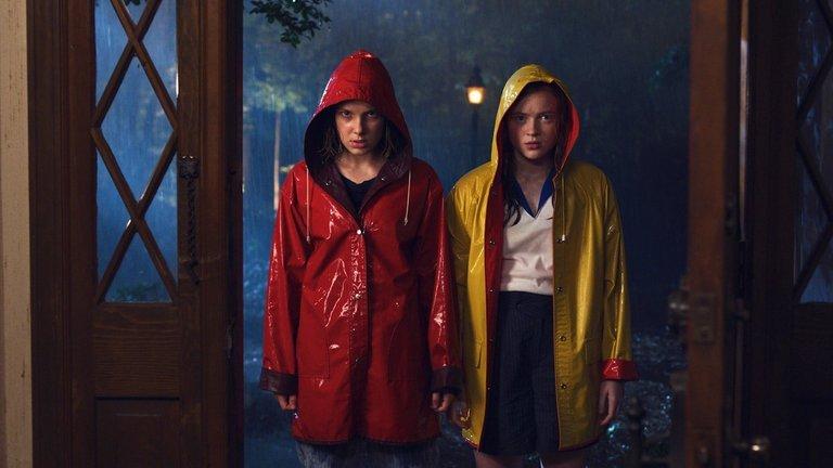 """stranger things - El final de """"Stranger Things"""" está escrito desde la primera temporada"""