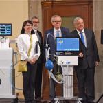 ventiladores - El Conacyt presenta dos ventiladores para pacientes covid de diseño mexicano