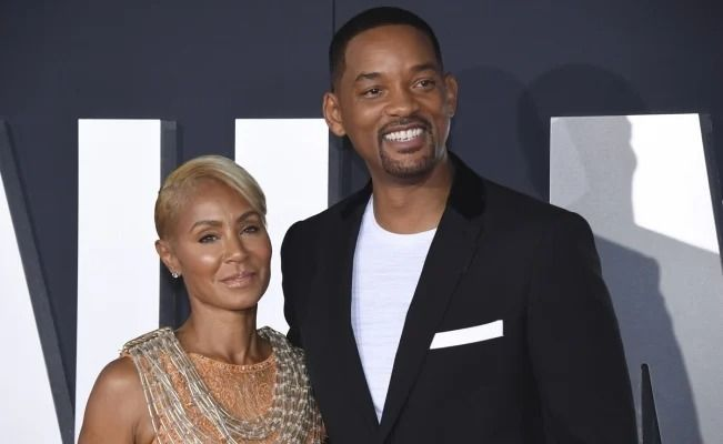 will smith - La infidelidad de Jada Pinkett a Will Smith tuvo récord de vistas en Facebook