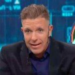 Alejandro Fantino - El popular presentador argentino de TV Alejandro Fantino, dio positivo por coronavirus