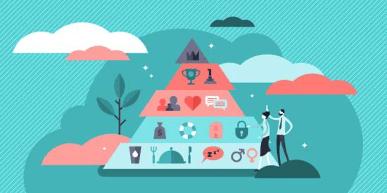 Imagen 2 - La famosa Pirámide del estadounidense Maslow
