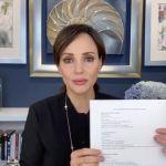 Lilly Tellez - Lilly Téllez se queja: López-Gatell se negó a recibir carta para apoyar a mujeres con cáncer