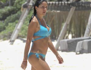 MAR PRCC200807 02 1 e1596990528968 - La periodista de Televisa, Paola Rojas, sorprende con cuerpazo en bikini en Tulum