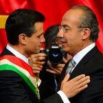 Pena nieto y calderon e1597240657283 - Peña Nieto y Calderón tendrán que declarar por caso el caso Odebrecht