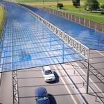 alemania carretera paneles solares - Alemania instalaría paneles solares en autopistas para obtener y entregar electricidad gratuita