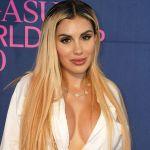 alexadellanos myrkadellanos hija - Sin sostén, Alexa Dellanos y su sexy vestido de jean calienta Instagram