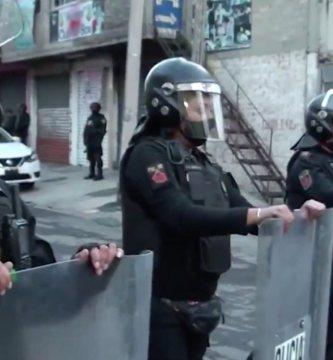 cateo en la gam - Policías de la CDMX catean ocho domicilios en la GAM; detienen a 17 presuntos narcomenudistas
