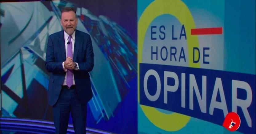 """es la hora de opinar programa del 14 de marzo de 20192 - Leo Zuckerman se lanza contra López-Gatell y lo llama """"funcionario mediocre"""""""