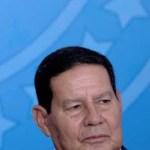 hamilton mourao 2 crop1596486519161.jpg 673822677 - Brasil no teme consecuencias en disputa por 5G, dice vicepresidente