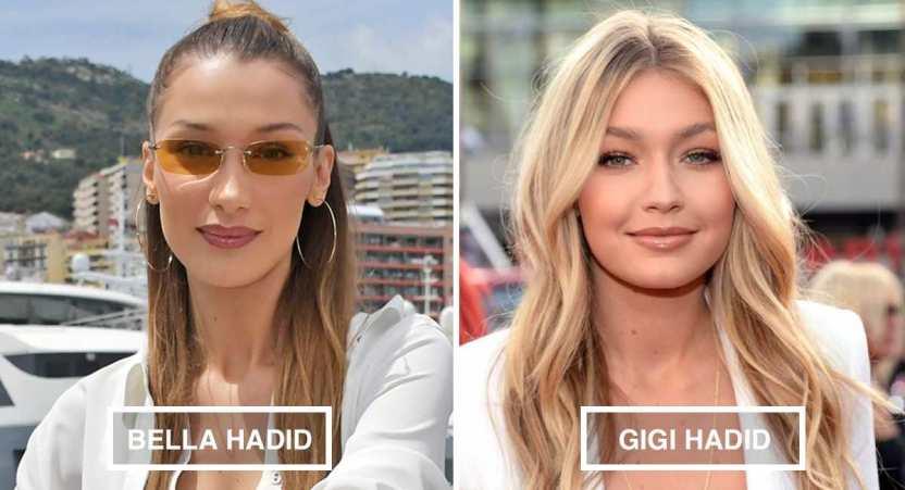 hermanas famosas - 14 famosas hermanas no gemelas que son realmente idénticas. Miley Cyrus es igual a Noah