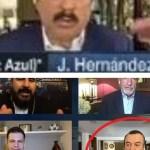 huerta final crop1596451281344.jpg 673822677 - Tocan a Héctor Huerta en vivo durante Futbol Picante; se escuchan supuestas nalgadas