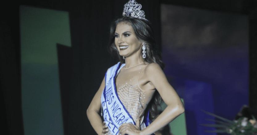 miss nicaragua ap 2 crop1597078085702.png 673822677 - Miss Nicaragua fue coronada en ceremonia virtual y con cubrebocas