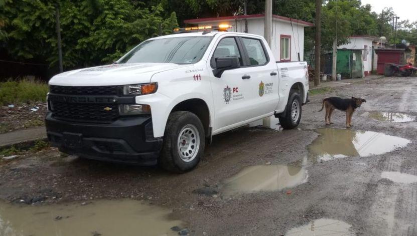 muertos lluvias veracruz - Las fuertes lluvias en Veracruz dejan al menos tres muertos
