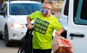 ninos covid 19 - Más de 97 mil niños en EU dieron positivo a covid-19 en dos semanas