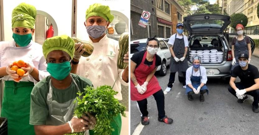 portada agrupacion dona 15 toneladas frutas verduras organicas familias vulnerables brasil - Agrupación dona más de 15 toneladas de frutas y verduras orgánicas a familias vulnerables de Brasil