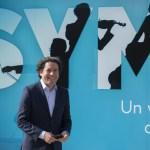 000 8PZ2WF - Con realidad virtual, Dudamel convierte al público en miembro de su orquesta (Fotos)