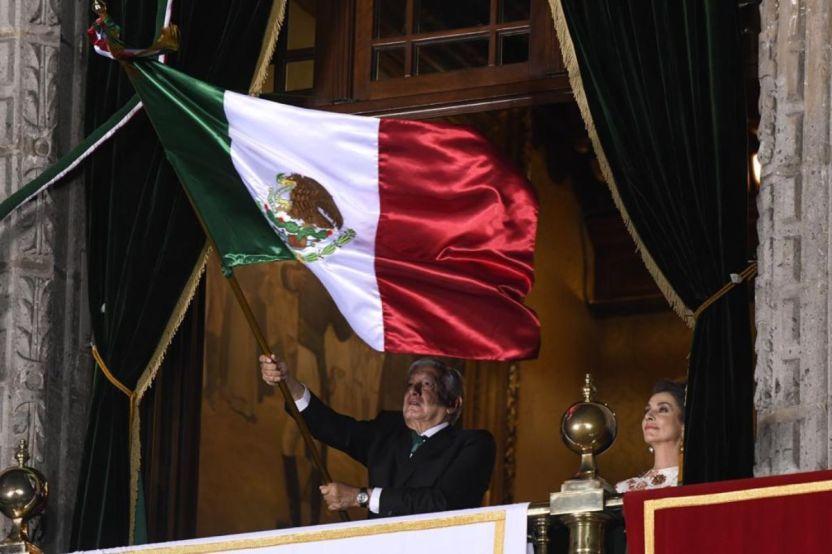 """AMLO grito independencia - El Grito de la """"nueva normalidad"""""""