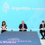 Alberto Fernandez deuda argentina - Alberto Fernández anuncia un acuerdo para la reestructuración del 99% de la deuda argentina