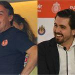 Azcarraga vergara - Se calienta el América vs. Chivas: Emilio Azcárraga y Amaury Vergara ya apostaron