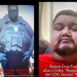 Fotos  Exhiben conversación de Comandante Roque del Cártel del Golfo - Fotos: Exhiben al Comandante Roque, presunto integrante del Cártel del Golfo