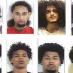 acusados - Hispano sospechoso de violar a jovencita en Rhode Island junto a otros siete y compartir video en FB se entrega a la Policía