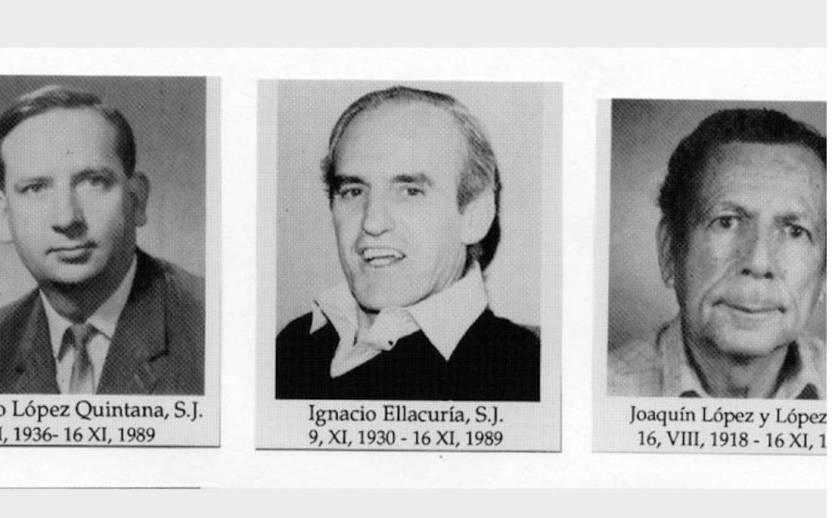 """amnistia jesuitas - AI califica de """"histórica"""" la condena por el asesinato de jesuitas en 1989"""