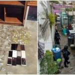 domicilio asaltante - VIDEO muestra el interior de la casa del sujeto que mató a un joven en la combi del Edomex