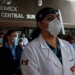 hospital pemex - Mil 344 personas han muerto por la COVID-19 en Pemex; 316 de ellas aún eran trabajadores en activo