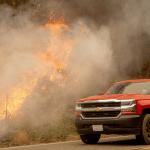 incendio oeste eu - La cifra de decesos por los incendios en el oeste de EU asciende a 28, con decenas de desaparecidos