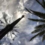 juego mecanico - Empleado de un parque temático de Florida cae del columpio más alto del mundo y pierde la vida
