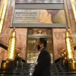 """modigliani 1 - """"El París de Modigliani"""" en el Palacio de Bellas Artes"""