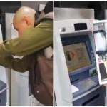 robo cajero 2 - VIDEO: Celular graba tu número de NIP y tu tarjeta. Es la nueva forma de robar en cajeros del Edomex