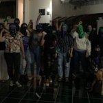 en4wv4axmaacttp - Un grupo de mujeres toma el Congreso de Quintana Roo para exigir la despenalización el aborto