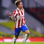 """en9zreywmamjplg - Las Chivas están en semifinales luego de derrotar 2-1 al América con doblete del """"Chicote"""" Calderón"""