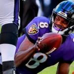 lamar jackson - Los Ravens de Baltimore registran nuevos casos de COVID-19, incluido su mariscal Lamar Jackson