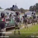 CJNG desafía a AMLO con video donde presume a su poderoso ejército y arsenal - El Mencho y el CJNG usaron eBay y PayPal para comprar armamento