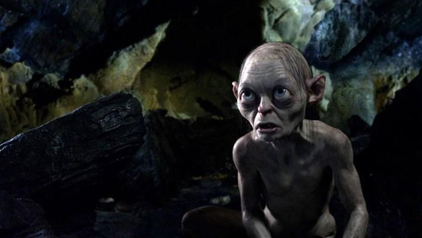 """Gollum del senor de los anillos - Peter Jackson contó que no dirigió una de las escenas más famosas de """"El Señor de los Anillos"""""""