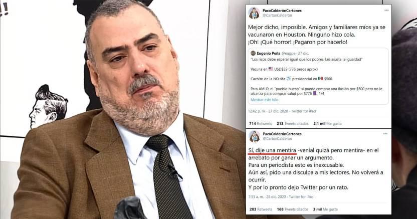 Monero conservador Paco Calderon minimiza mentira aprovechando Dia - Monero conservador Paco Calderón minimiza mentira aprovechando Día de los Inocentes