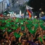 aborto - El movimiento feminista ganó: diputados argentinos dan luz verde a la legalización del aborto