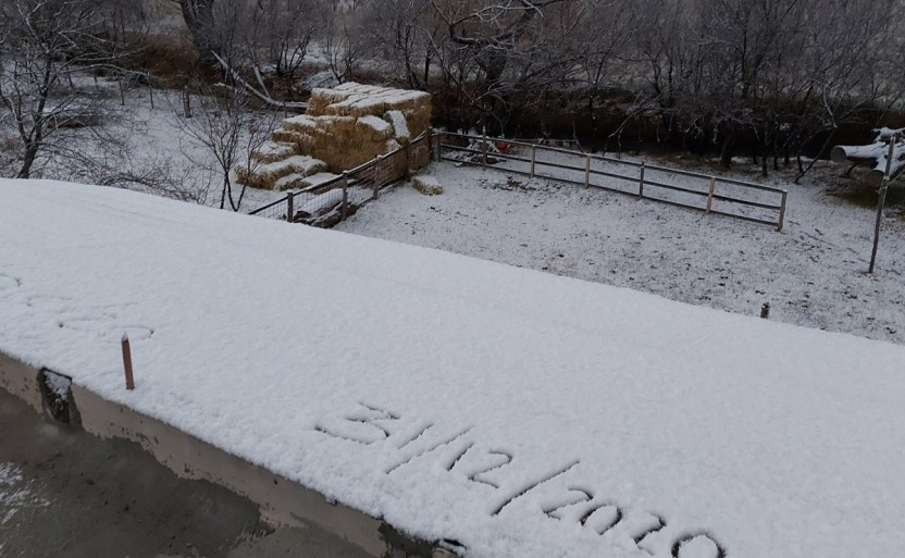 cae nieve en coahuila y aguascalientes el 31 de diciembre crop1609436258151.jpg 242310155 - Cae nieve en Coahuila y Aguascalientes el 31 de diciembre