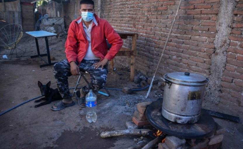 familia incendio culiacxn x3x 1 crop1609450691388.jpeg 242310155 - Rehabilitan vivienda tras incendio por cuetes en Culiacán