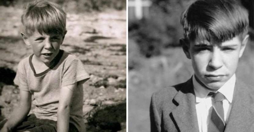 hawking final transformacion - El evidente cambio físico y mental del niño Stephen Hawking. Su cuerpo lo traicionó, su mente nunca