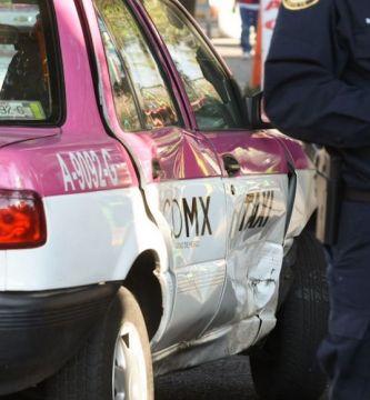 taxi - Un conductor mata a golpes a un taxista con el que había chocado en calle estrecha de Iztapalapa