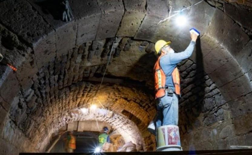 whatsapp image 2020 12 16 at 15 20 05 x2x crop1608252842253.jpeg 242310155 - Puente de las Damas, obra de 1791 que hoy rescatan en Guadalajara